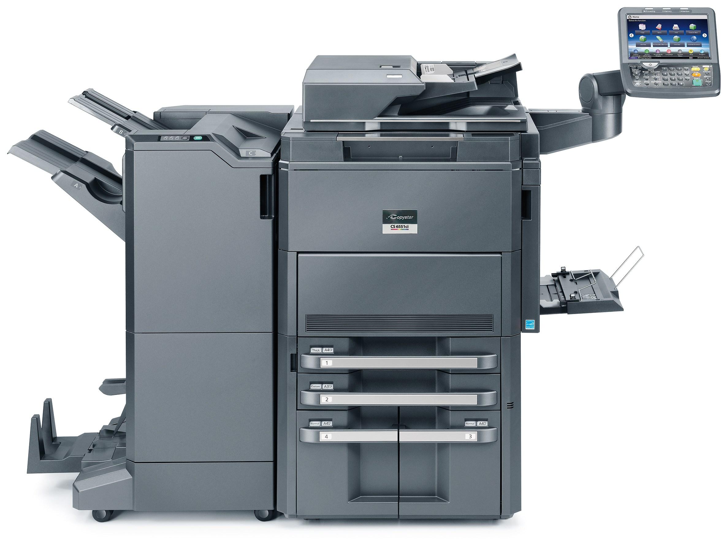 Kyocera TASKalfa 3252ci/6052ci - Fireside Office Solutions