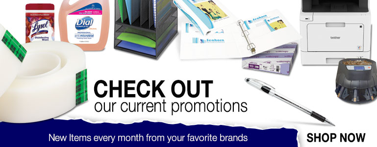 Check Out our Current Promotions. Shop Now!